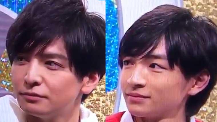 川崎皇輝と生田斗真の顔比較画像