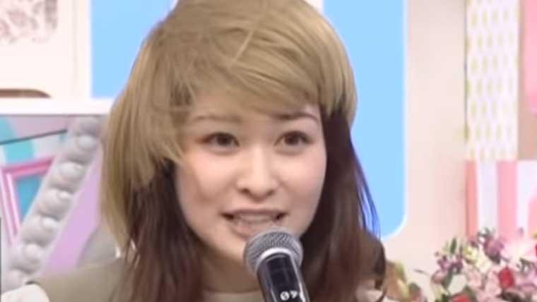 岩田絵里奈アナのものまねシーン