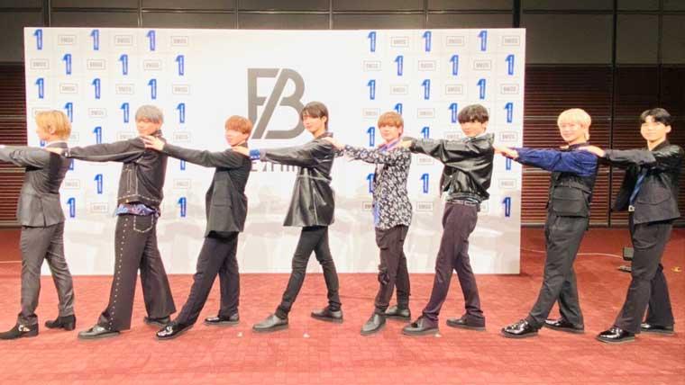 BE:FIRST7人のメンバー画像3